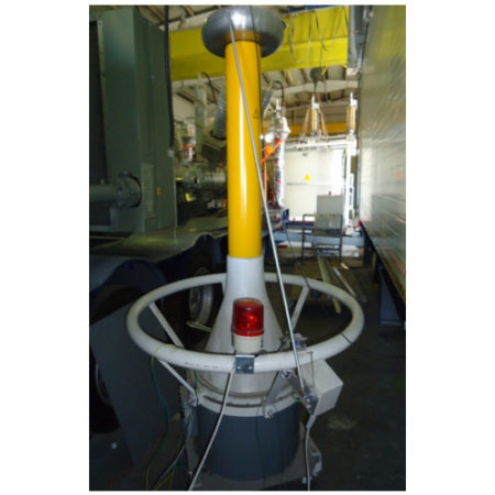 High Voltage Tester up to 285 kV